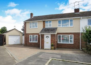 4 bed semi-detached house for sale in Hawkwood Road, Sible Hedingham, Halstead CO9