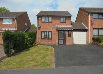 Thumbnail 3 bedroom semi-detached house to rent in Long Meadow, Randlay, Telford