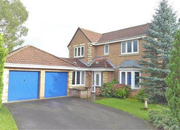 Thumbnail Detached house for sale in Hell Wath Grove, Ripon