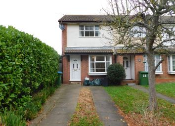 Thumbnail 2 bed end terrace house to rent in Eagles Chase, Wick, Littlehampton