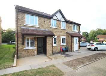 Thumbnail 1 bed end terrace house to rent in Stanton Close, Orpington, Kent
