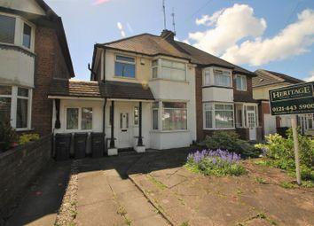 Thumbnail 3 bed property for sale in Broad Lane, Kings Heath, Birmingham