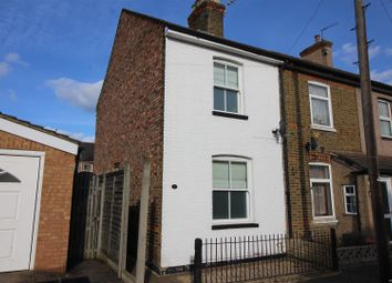 Thumbnail 3 bed end terrace house for sale in Cromwell Road, West Cheshunt, Herts