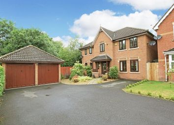 Thumbnail 4 bedroom detached house for sale in Abelia Way, Priorlsee, Telford