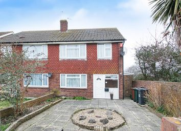 3 bed semi-detached house for sale in St. Anthonys Avenue, Eastbourne BN23