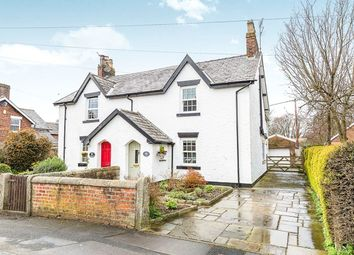 Thumbnail 3 bed semi-detached house for sale in The Green, Churchtown, Preston