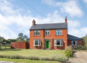 Thumbnail 4 bed detached house for sale in Hillview Paddocks, Alford Road, Huttoft, Alford