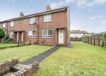 Thumbnail 2 bed end terrace house for sale in Hayhill, Ayr, South Ayrshire, .
