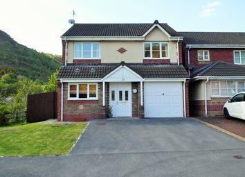 Thumbnail 4 bed detached house for sale in Ynys Y Gored, Port Talbot