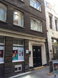 Thumbnail Office to let in Talbot Court, London