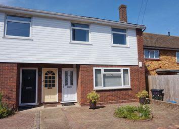 Thumbnail 1 bedroom maisonette to rent in Westbury Lane, Buckhurst Hill, Essex