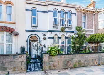 Thumbnail 4 bedroom terraced house for sale in Embankment Road, Plymouth, Devon
