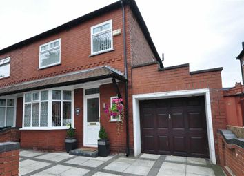 Thumbnail 3 bed semi-detached house for sale in Ash Road, Denton, Denton Manchester, Greater Manchester