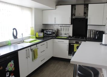 Thumbnail 3 bed terraced house for sale in Wensley Crescent, Bessacarr, Doncaster