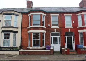 Thumbnail 3 bedroom property to rent in Kenmare Road, Wavertree, Liverpool