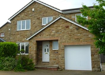 Thumbnail 4 bed detached house to rent in Thorpe Lane, Thorpe Audlin, Pontefract