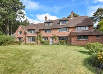 Thumbnail 5 bed property for sale in Rushall Lane, Corfe Mullen, Wimborne