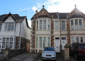 Thumbnail 2 bed flat to rent in Nithsdale Road, Weston-Super-Mare, North Somerset