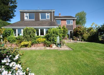 Thumbnail 4 bed detached house for sale in Marbury, Whitchurch