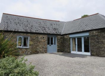 Thumbnail 2 bed barn conversion to rent in Tideford, Saltash