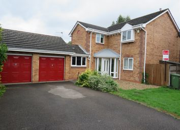 Thumbnail 4 bed detached house for sale in Bowness Avenue, Winsford