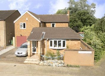 Thumbnail 4 bed detached house for sale in Stokenchurch Place, Bradwell Common, Milton Keynes, Bucks