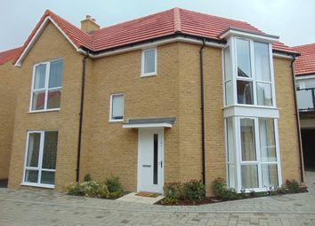 Thumbnail 3 bed detached house to rent in Arthur Maybury Close, Ashford