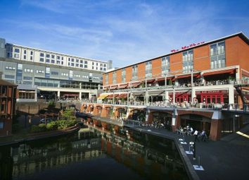 Thumbnail 1 bed flat to rent in Royal Arch Apartments, The Mailbox, Birmingham