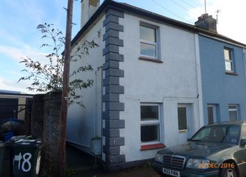 Thumbnail 1 bedroom end terrace house to rent in Wain Lane, Newton Abbot