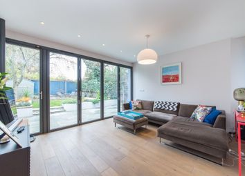 Thumbnail 3 bed flat to rent in Savernake Road, London