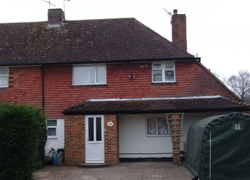 Thumbnail 3 bed semi-detached house to rent in Forge Meadows, Headcorn, Ashford