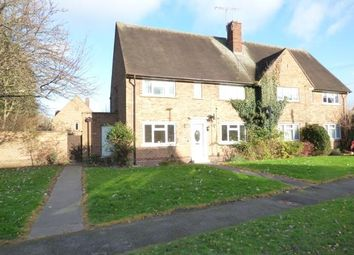 Thumbnail 2 bed flat for sale in Poplar Way, Stafford