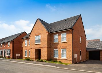 "Thumbnail 5 bed detached house for sale in ""Glidewell"" at Station Road, Warboys, Huntingdon"