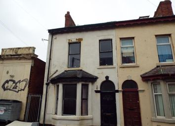 Thumbnail 5 bed property for sale in Garden Terrace, Blackpool, Lancashire