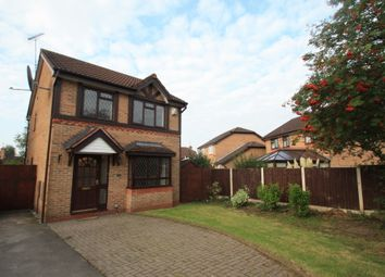 Thumbnail 3 bed detached house to rent in 24 Meadow Rise, Winsford, Cheshire
