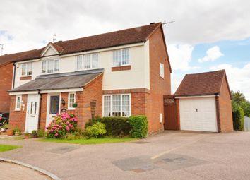3 bed semi-detached house for sale in Lunardi Court, Puckeridge, Ware SG11