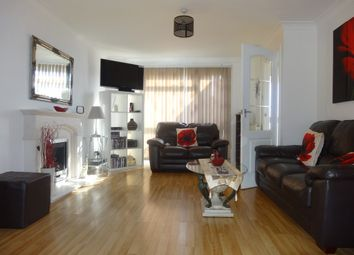 Thumbnail 3 bed terraced house to rent in Champions Green, Hoddesdon, Herts