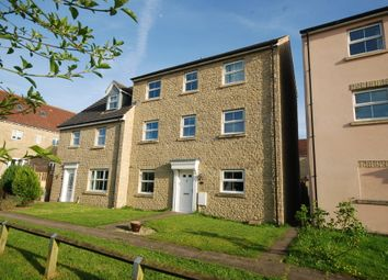 Thumbnail 6 bed town house for sale in Thestfield Drive, Staverton, Trowbridge