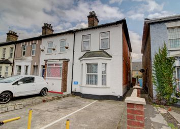 Thumbnail 1 bedroom maisonette for sale in Victoria Road, Gidea Park, Romford