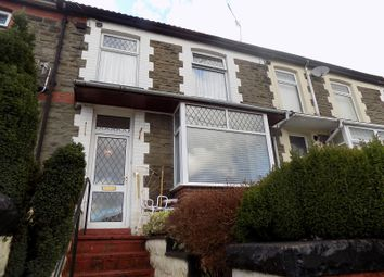 Thumbnail 3 bed terraced house for sale in Clifton Street, Treorchy, Rhondda, Cynon, Taff.