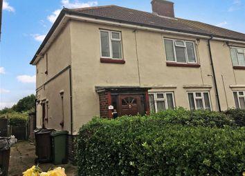 Thumbnail 2 bed maisonette for sale in Hooks Hall Drive, Dagenham, Essex