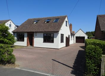Thumbnail 4 bed detached bungalow for sale in Southfield Drive, Leiston, Suffolk