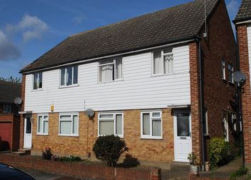 Thumbnail 2 bed flat to rent in Stonefield Close, Bexleyheath, Kent