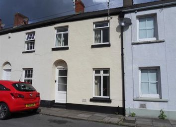 Thumbnail 2 bed terraced house for sale in Four Ash Street, Usk, Monmouthshire