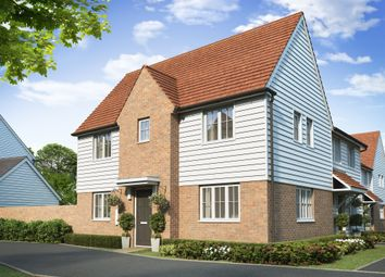 "Thumbnail 3 bed semi-detached house for sale in ""Morpeth I"" at Dymchurch Road, Hythe"