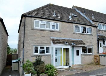 Thumbnail 3 bed end terrace house for sale in Park Close, Paulton Village, Near Bristol
