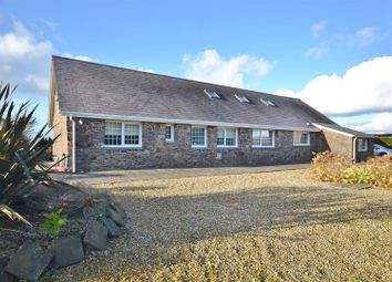 Thumbnail 5 bed detached bungalow for sale in Kidwelly
