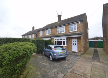 Thumbnail 3 bed semi-detached house to rent in The Sorrells, Stanford Le Hope, Essex