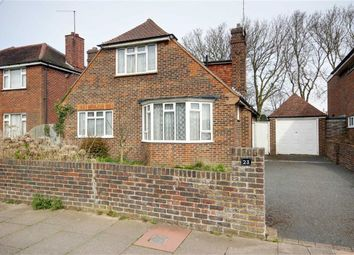 Thumbnail 4 bed detached house for sale in Sompting Avenue, Worthing, West Sussex