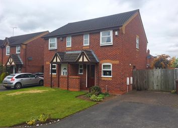 Thumbnail 2 bed semi-detached house for sale in Romney Drive, Stafford